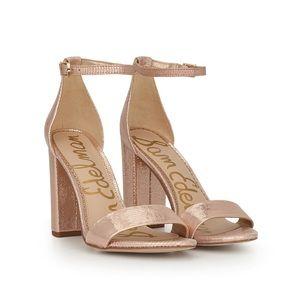 Sam Edelman Yaro Ankle Strap Sandal Size 8 NEW